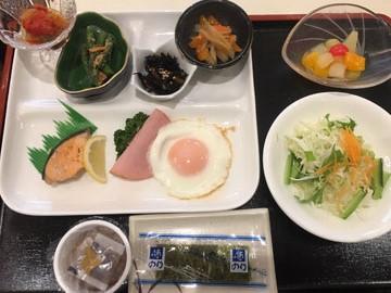 朝食付きが@5,500円!一人旅・出張応援プラン